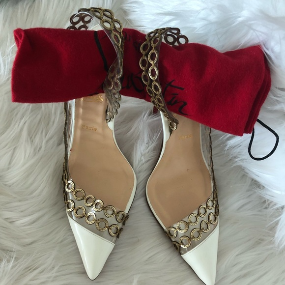 200cf6f3872 Party SALE 🎉Christian Louboutin sexy heels 39🎉